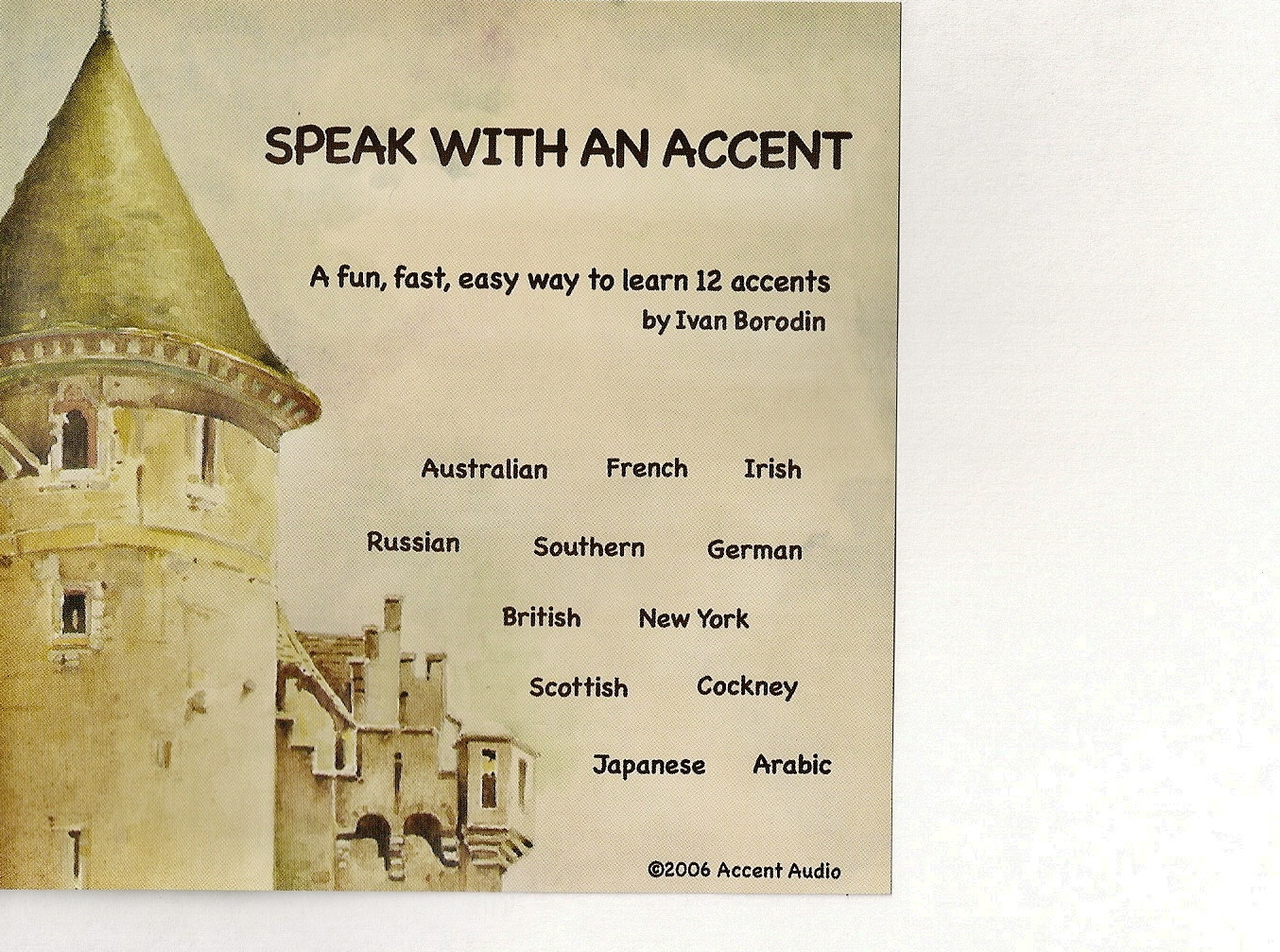 Speak with an Accent